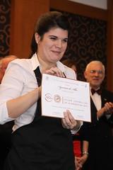 Agustina de Alba: Mejor Sommelier de la Argentina 2012