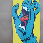Jim Phillips Board Rescue hand painted skateboard art