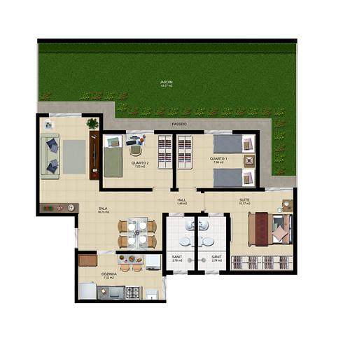 Park Premier Residence - Guanambi / Ba