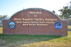 Naval Support Facility Dahlgren, King George County, Virginia