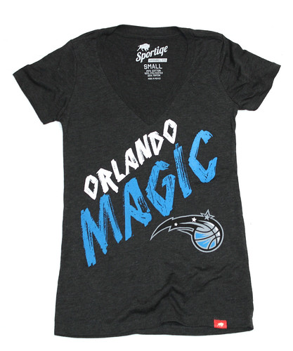 ORLANDO MAGIC STROKE SHIRT BY SPORTIQE