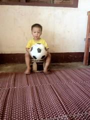 Birthday Boy, Vang Vieng