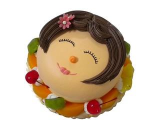 生日蛋糕 我愛媽媽