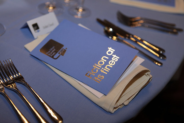 Man Booker dinner menu - c Janie Airey