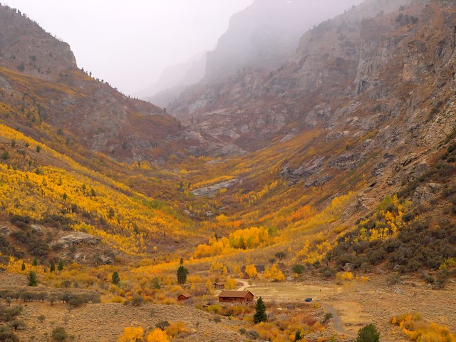 Right Fork Canyon