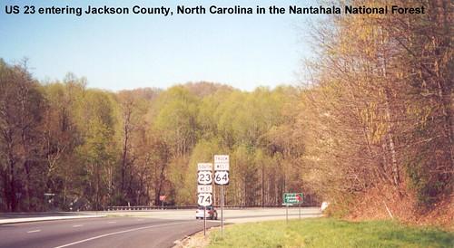 Jackson County NC