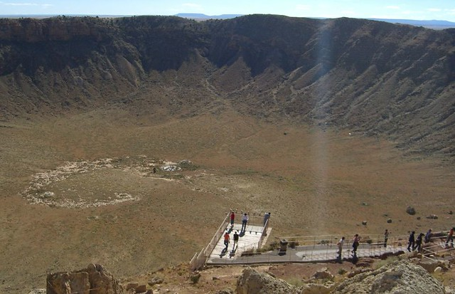 asteroid crater in mexico - photo #21