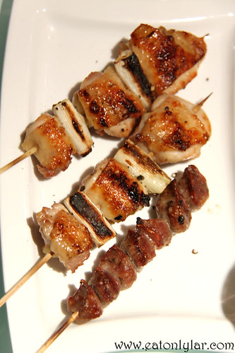 Negima and Sunagimo, Yakitori Do