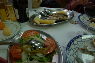 comida del hombre solo en Portugal 2012