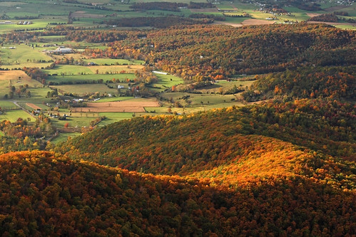 Shenandoah: Valley and slopes
