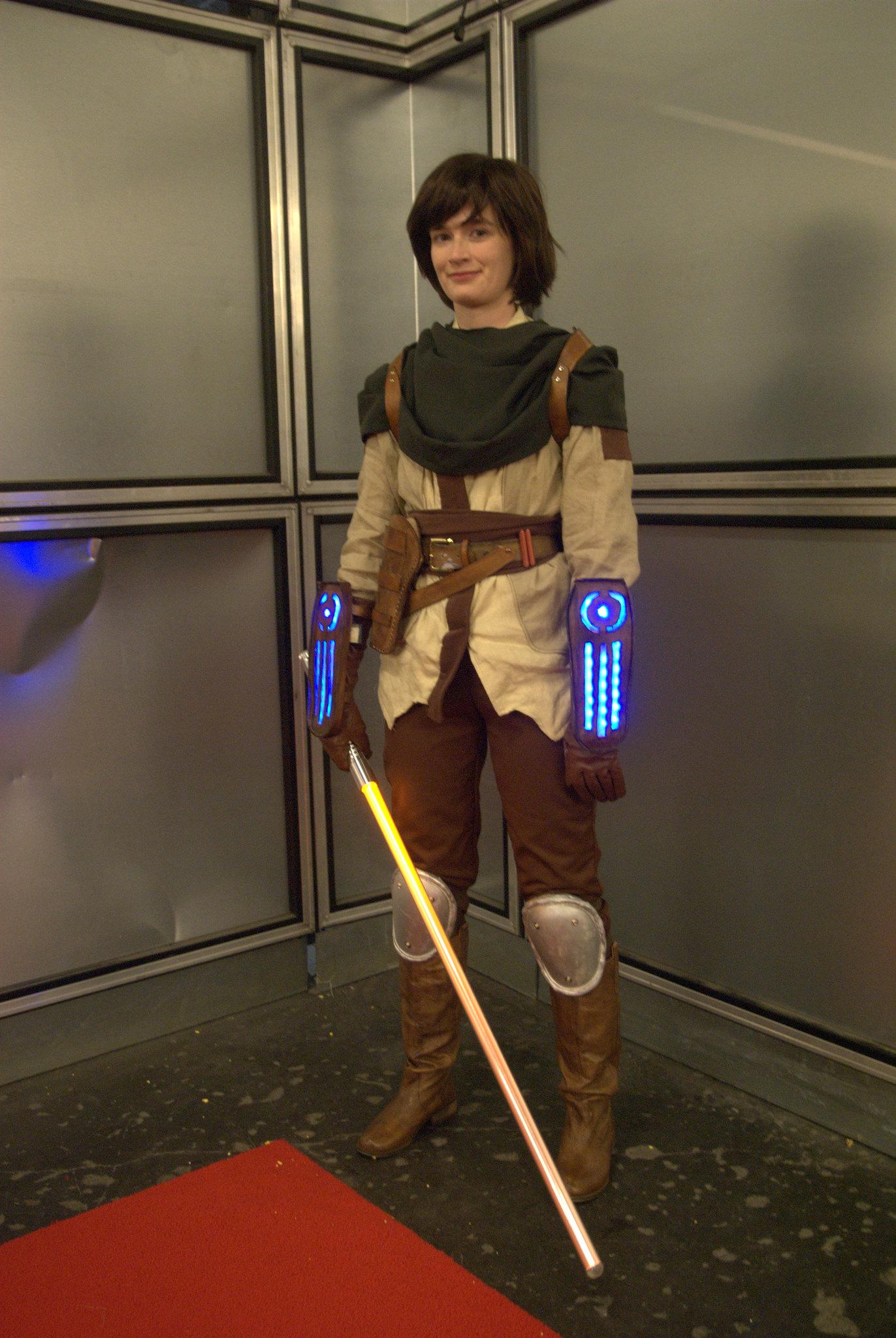 Rebel Legion Viewing Costume Zayne Carrick