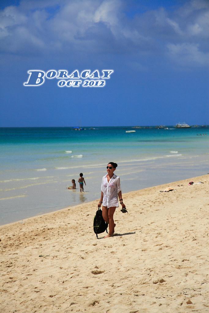 一到家就開始想念的長灘島