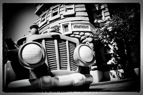 The Film Noir of Toontown by hbmike2000