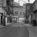 Doyers Street, Chinatown, Fuji Neopan Acros 100 by Shawn Hoke