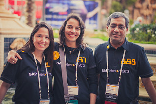SAP Teched day 1