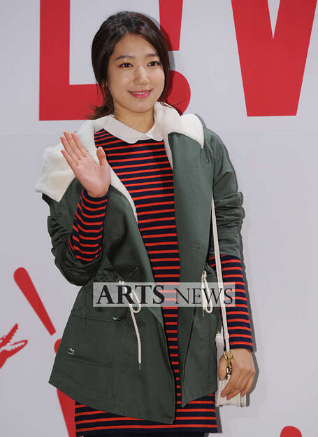 [PHOTOS] 10-24-12 Park Shin Hye at Lacoste Live Winter Wonderland 8121234819_0e4be8a613_b