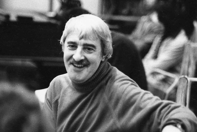 Kenneth MacMillan during rehearsals for La Fin du jour.  © 1979 Roy Round