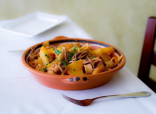 portuguese seafood photo