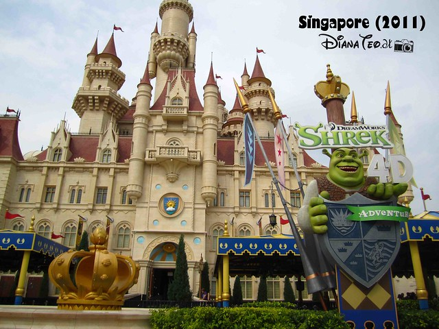 Day 2 Singapore - Universal Studio 16