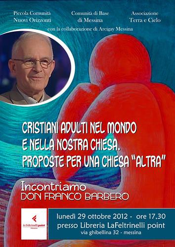Franco Barbero Messina