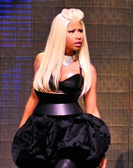 Nicki Minaj Pink Friday Reloaded Concert pictures Manchester England