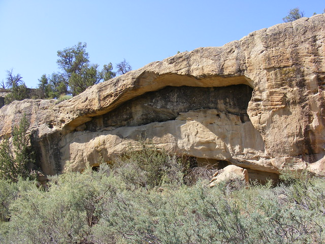 New Mexico Natural Arch NM-339