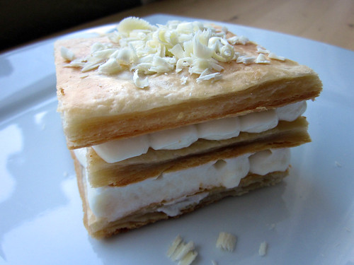 Daring Bakers, October: Mille-Feuille
