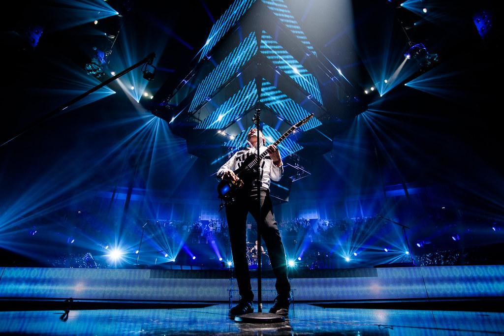 Muse - o2 Arena, London 26/10/12