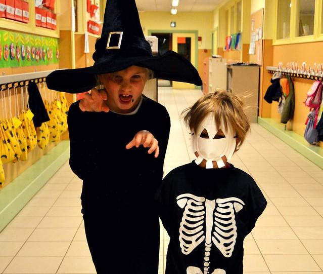 Li y Mi Halloween 2012