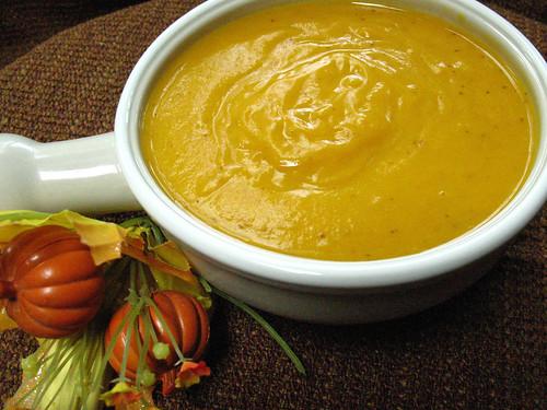 Indian Squash Soup