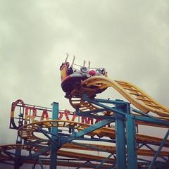 Roller coaster!