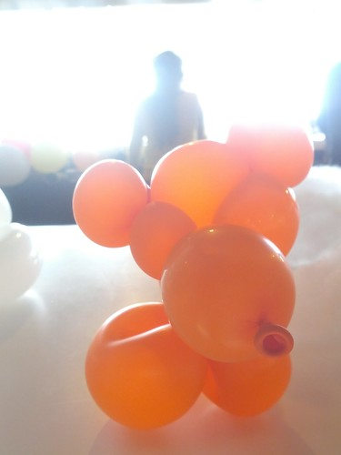 Balloon art!