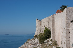 A short walk round the walls of dubrovnik