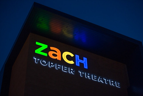 Zach Topfer Theater - Austin, Texas