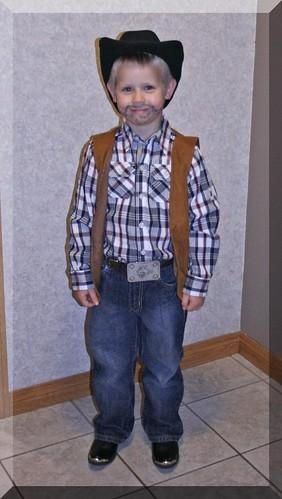 Halloween 2012 - Cowboy