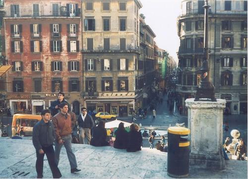 イタリア広場1