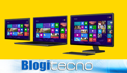 Windows 8: Octava Version del Sistema Operativo de Microsoft
