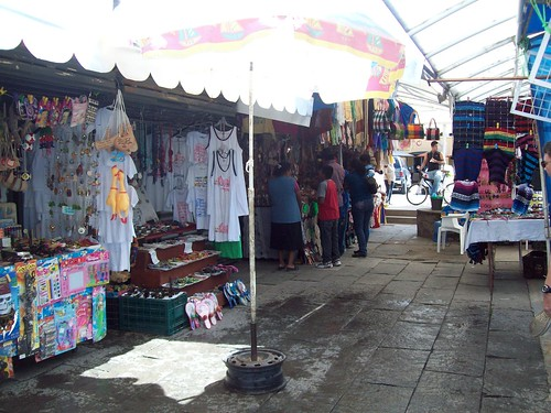 Inside the Chapala Lakeside Market