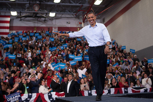 Barack Obama in Lima - November 2nd