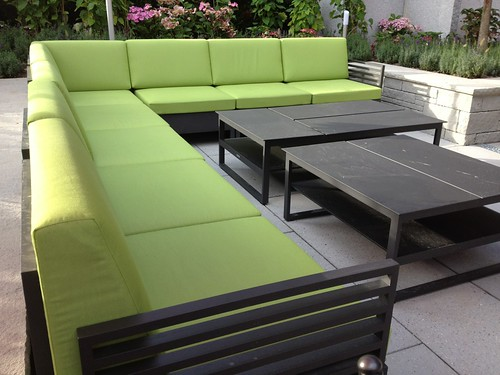 stainless steel and aluminum patio furniture