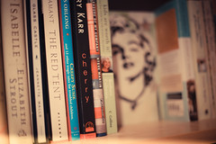 November - day 2 - stack of books