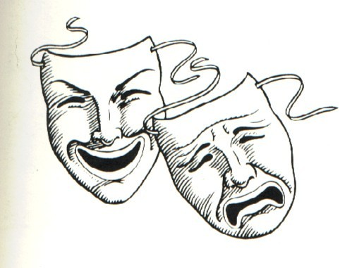 Comedy-and-Tragedy-Masks