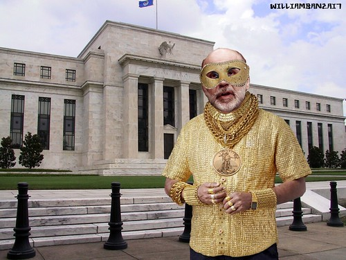 INDIAN CLAIMS GOLD IS CLOTHING NOT MONEY by Colonel Flick/WilliamBanzai7