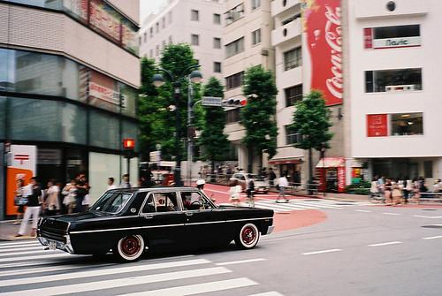 Harajuku Run. by tokyo scooter stuff