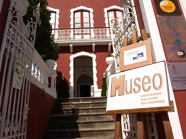 Museo Casa Roja, Villa de Mazo, La Palma