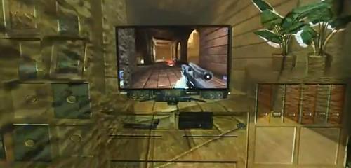 IllumiRoom žaidimų technologija: xBox, go BIG!