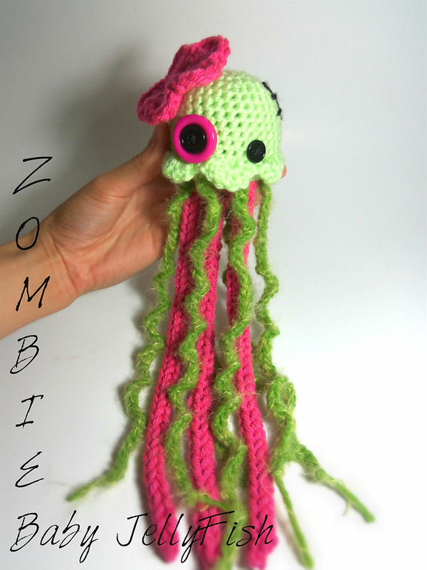 ZomBie Baby JellyFish
