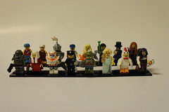 LEGO Collectible Minifigures Series 9 (71000)