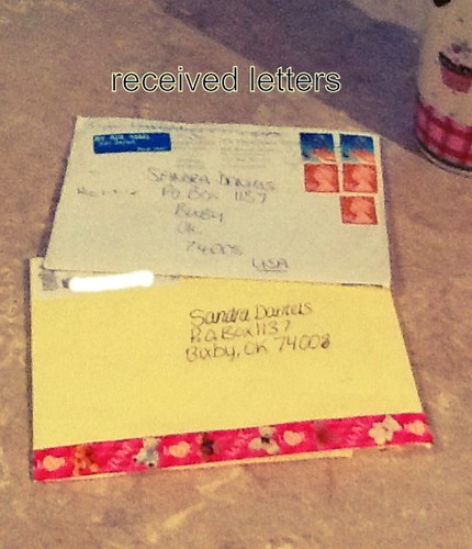 Happy mail snail mail