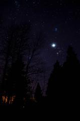 Awe Struck (Starry Night at Lake Siskiyou)